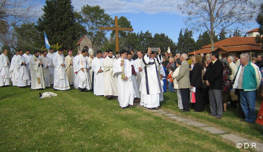 procession liturgique